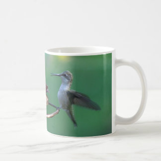 ハチドリ、マグ コーヒーマグカップ