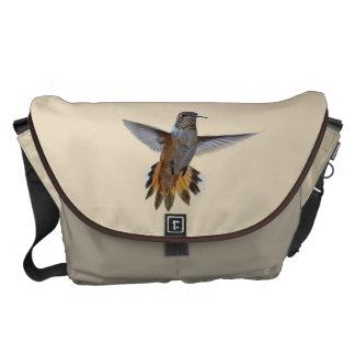 ハチドリ メッセンジャーバッグ