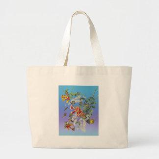 ハチドリ ラージトートバッグ