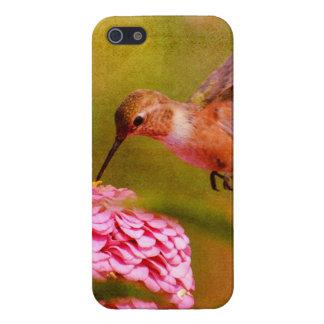 ハチドリ iPhone 5 COVER