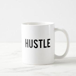 ハッスルのマグ コーヒーマグカップ