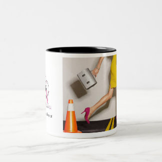 …ハッスルの…繰り返しを作成して下さい ツートーンマグカップ
