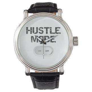 ハッスルモード 腕時計