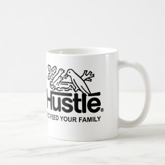 ハッスル-刺激のマグ コーヒーマグカップ
