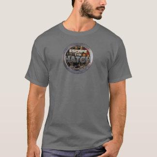 ハッチのTシャツを脱出して下さい Tシャツ