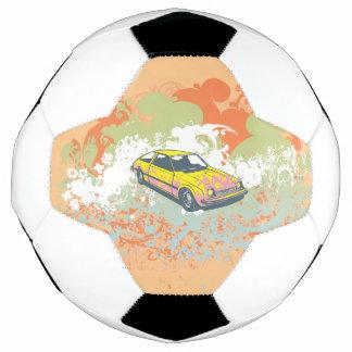 ハッチバックのサッカーボール サッカーボール