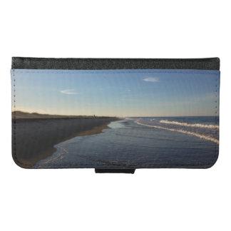ハッテラス岬の国民の海岸 GALAXY S6 ウォレットケース