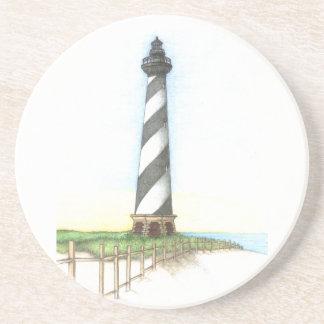 ハッテラス岬の灯台コースター コースター