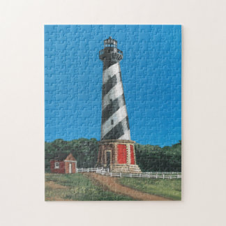 ハッテラス岬の灯台パズル ジグソーパズル