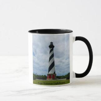 ハッテラス岬の灯台マグ マグカップ