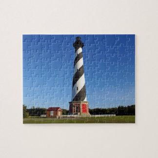 ハッテラス岬の灯台 ジグソーパズル