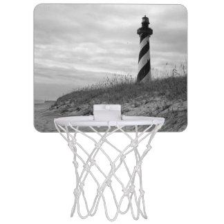 ハッテラス岬の灯台 ミニバスケットボールネット