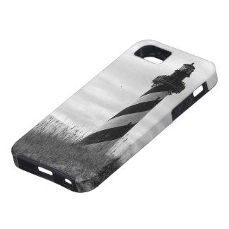 ハッテラス岬の灯台 iPhone SE/5/5s ケース