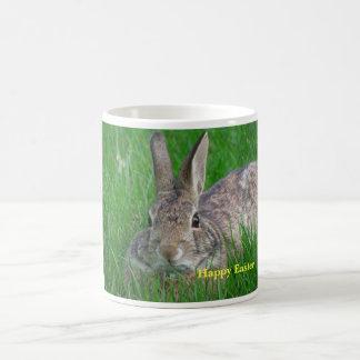 ハッピーイースターのウサギのマグ#56 056 コーヒーマグカップ