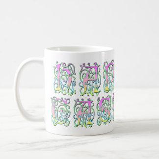 ハッピーイースターのクラシックのマグ コーヒーマグカップ