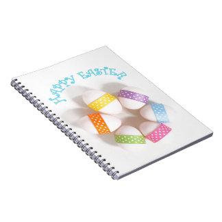 ハッピーイースターのノート ノートブック