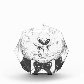 ハッピーイースターのバニー 表彰盾