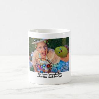 ハッピーイースターのマグ! コーヒーマグカップ