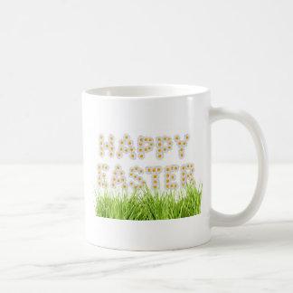 ハッピーイースターの印 コーヒーマグカップ