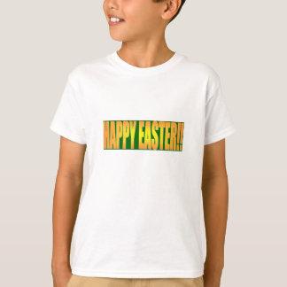 ハッピーイースターのTシャツ Tシャツ