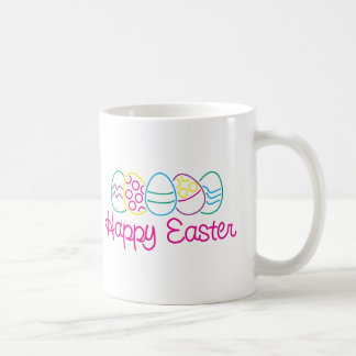 ハッピーイースター コーヒーマグカップ
