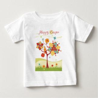ハッピーイースター!!! ベビーTシャツ