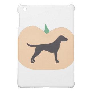 ハッピーハローウィンのカボチャポインター iPad MINI CASE