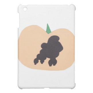 ハッピーハローウィンのトイプードル iPad MINI CASE
