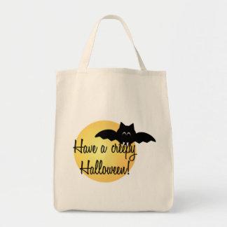 ハッピーハローウィンのバッグ トートバッグ