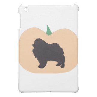ハッピーハローウィンのポメラニア犬 iPad MINI CASE