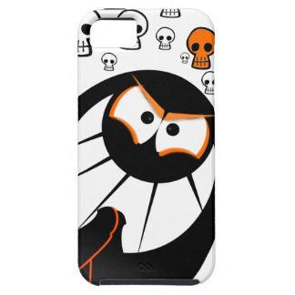 ハッピーハローウィンの幽霊 iPhone SE/5/5s ケース