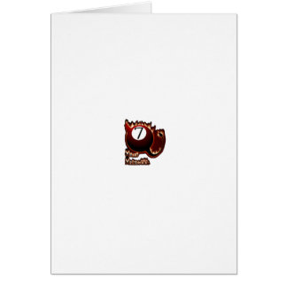 ハッピーハローウィン7の球の悪魔 カード
