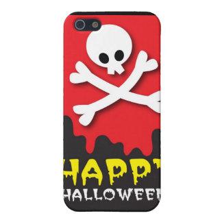 ハッピーハローウィン! どくろ印 iPhone 5 CASE