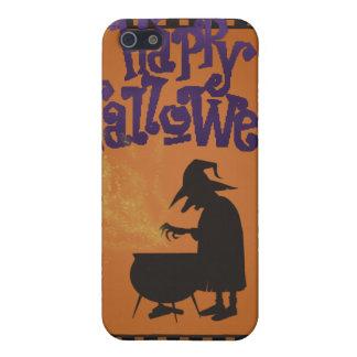 ハッピーハローウィン iPhone SE/5/5sケース
