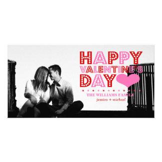ハッピーバレンタインデー カード