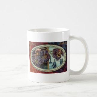 ハッピーバースデー コーヒーマグカップ