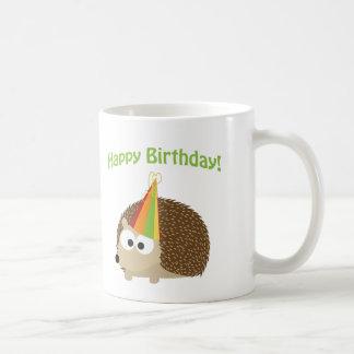ハッピーバースデー! ハリネズミ コーヒーマグカップ