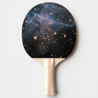 ハッブルの「神秘的な山」の-深宇宙 卓球ラケット