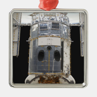 ハッブル宇宙望遠鏡の部分 メタルオーナメント