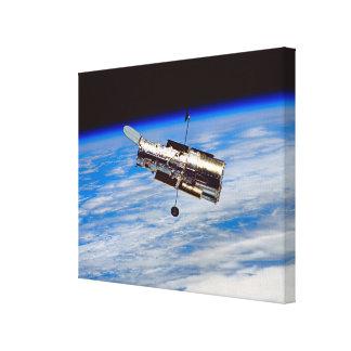 ハッブル宇宙望遠鏡 キャンバスプリント