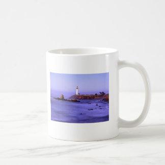 ハトポイント灯台、ハトポイントライトSta… コーヒーマグカップ