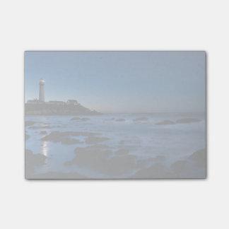 ハトポイント灯台|ハーフムーンベイ、カリフォルニア ポストイット