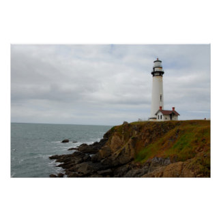 ハトポイント灯台 ポスター