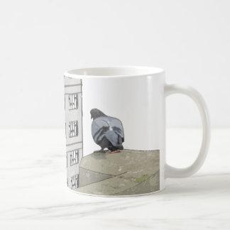 ハトマグ コーヒーマグカップ