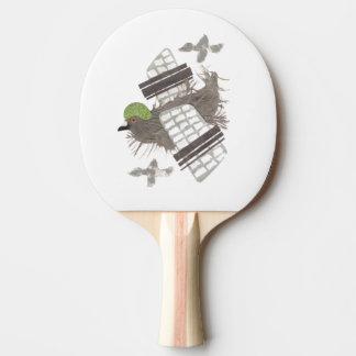 ハト平らな卓球のこうもり 卓球ラケット