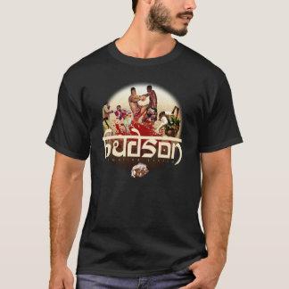 ハドソンの戦いシステム Tシャツ