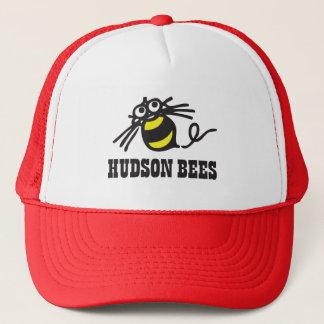 ハドソンの蜂の野球帽(赤い) キャップ