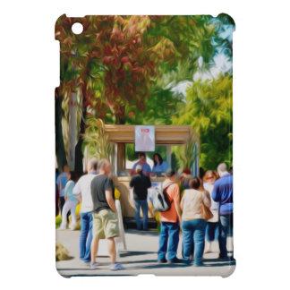 ハドソンの谷のニンニクのフェスティバル iPad MINI CASE