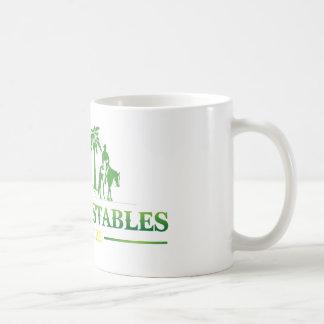 ハナの馬小屋のベリセのコーヒー・マグ コーヒーマグカップ