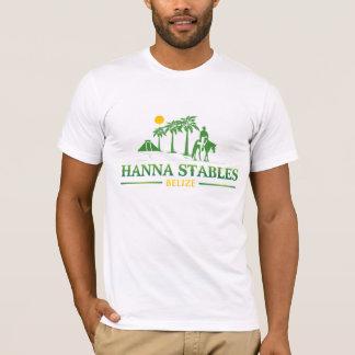 ハナの馬小屋のベリセの男性Tシャツ Tシャツ